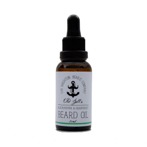 BRIGHTON BEARD COMPANY BARBER