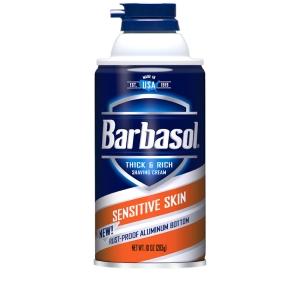 BARBASOL BARBER